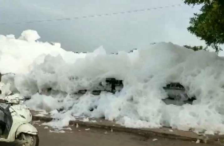 toxic foam