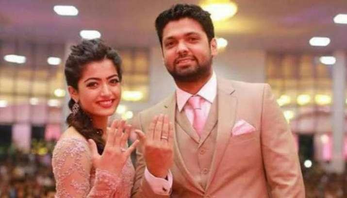 India Tv - Rashmika's ex-boyfriend Rakshit