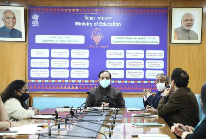 UGC scholarships fellowships, Education Minister Ramesh Pokhriyal Nishank, Ramesh Pokhriyal Nishank,