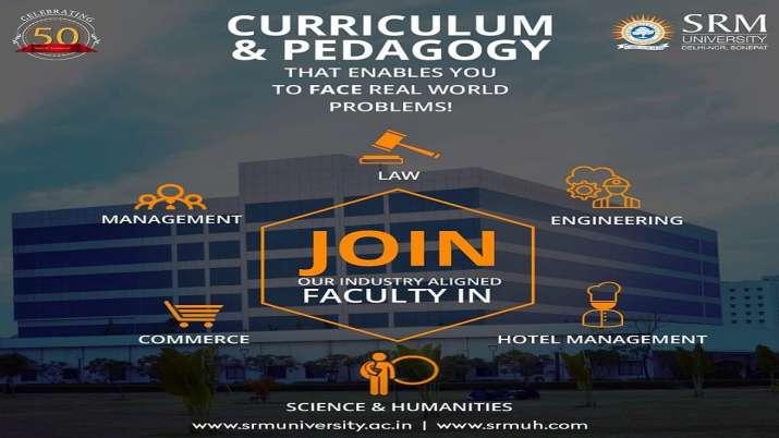 India Tv - SRM University