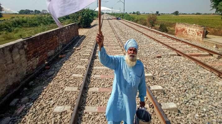Punjab farmers protest, Farmers protest
