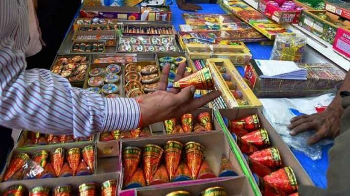Firecrackers, Diwali
