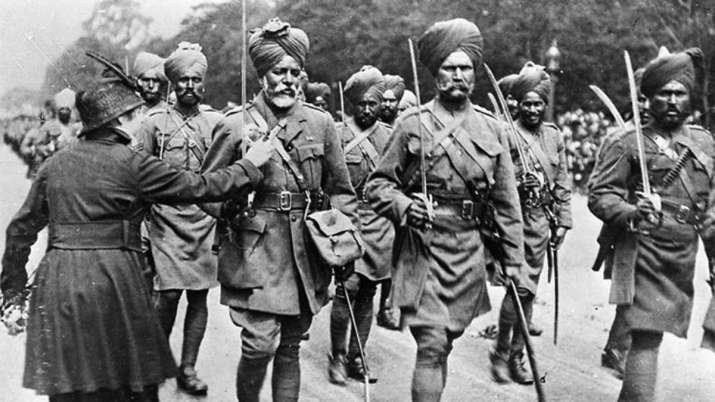 Documentary about Indian soldiers of World War I premieres on Discovery Plus