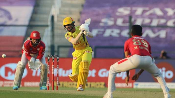 Live Cricket Score Chennai Super Kings vs Kings XI Punjab: