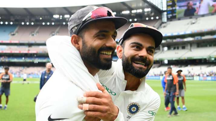 AUS v IND | Ajinkya Rahane 'very good replacement' for Virat Kohli as  captain, says Ian Chappell | Cricket News – India TV