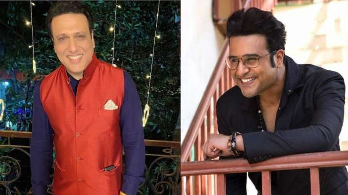 Govinda on nephew Krushna's statement, says 'washing dirty linen in public is an indication of insec