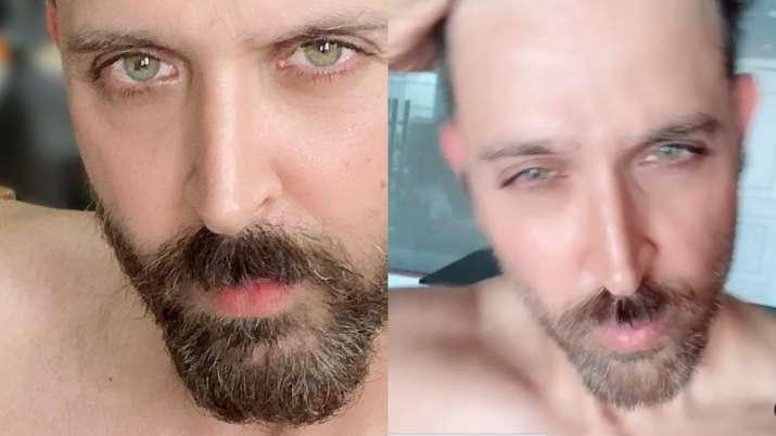 Hrithik Roshan flaunts his trimmed 'beard,' leaves Preity Zinta, Shahid Kapoor and others go gaga. W
