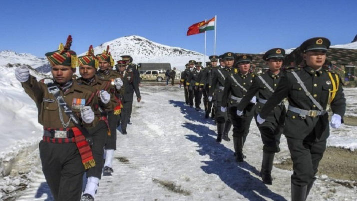 Indian and Chinese armies term 8th round of military talks
