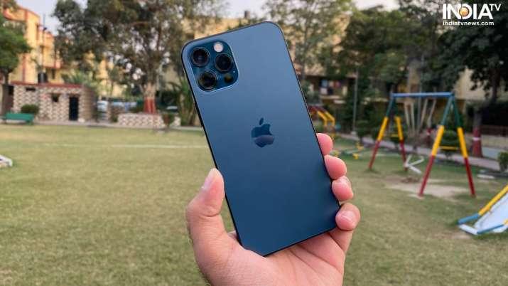 India Tv - apple, iphone, iphone 12 pro
