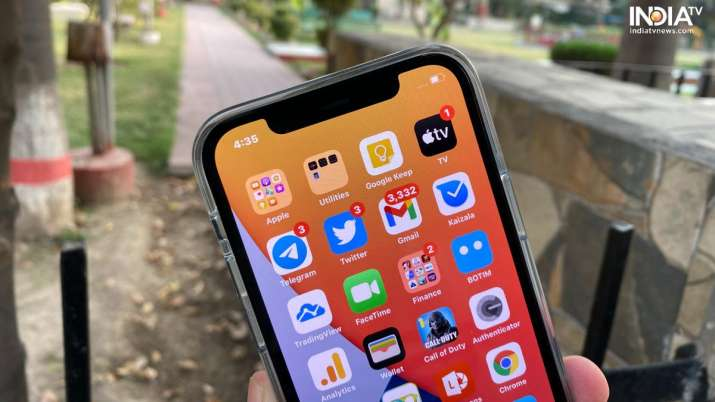 India Tv - apple, iphone 12 pro