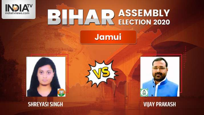 jamui assembly election result 2020