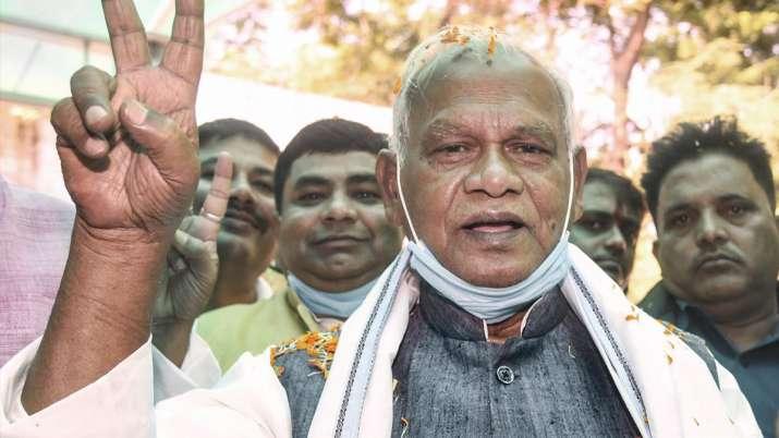 HAM chief Jitan Ram Manjhi appointed pro-tem Speaker of Bihar assembly