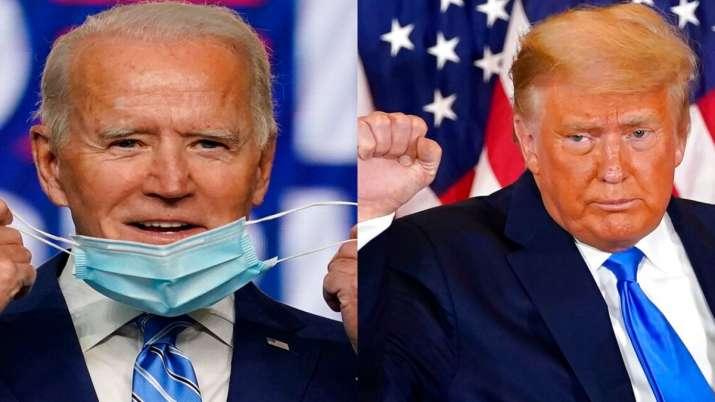 Joe Biden, Donald Trump, US Elections 2020, US Presidential Election 2020
