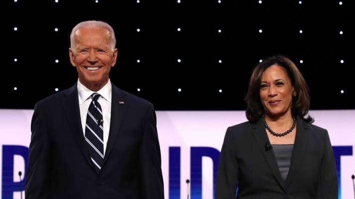 US President-elect Biden, Vice President-elect Kamala Harris named TIME '2020 Person of the Year'