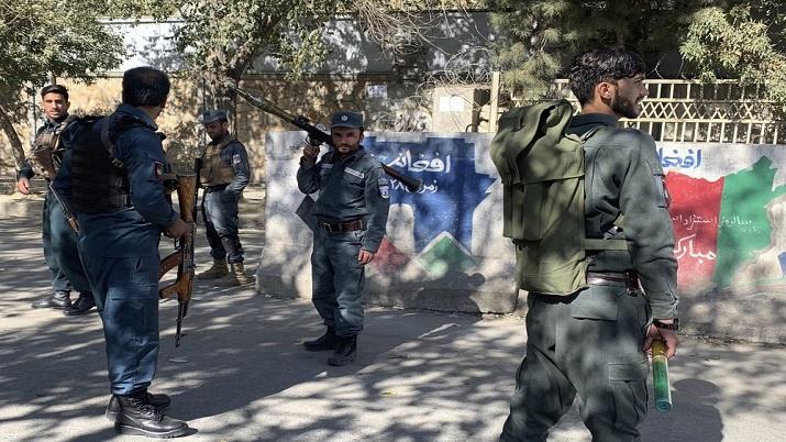 Kabul University attack