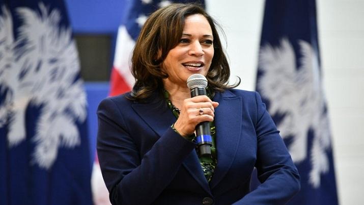 US Election, Kamala Harris