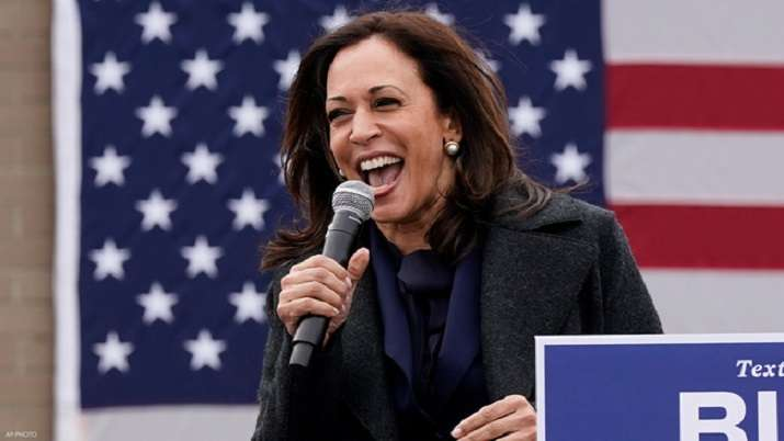 Kamala Harris, US new Vice President