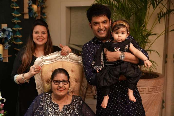 India Tv - Kapil Sharma, wife Ginni Chatrath set to welcome second child in January 2021?