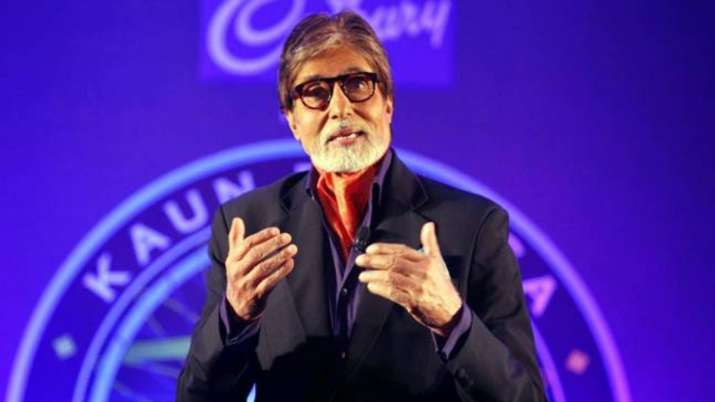 FIR filed against Amitabh Bachchan, KBC 12 for hurting Hindu sentiments