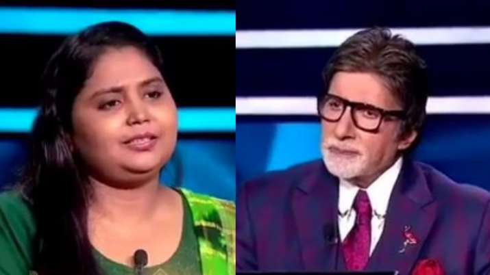 KBC 12: Amitabh Bachchan goes speechless after contestant expresses dislike for him