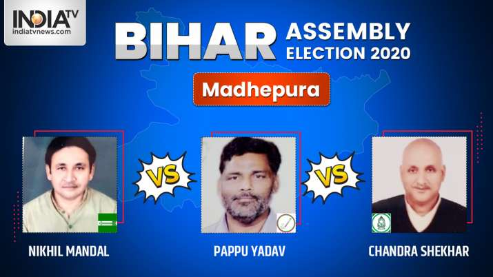 Madhepura election result: Pappu Yadav to take on JDU's