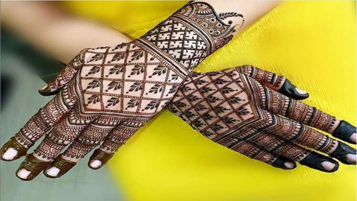 car design mehndi ka design