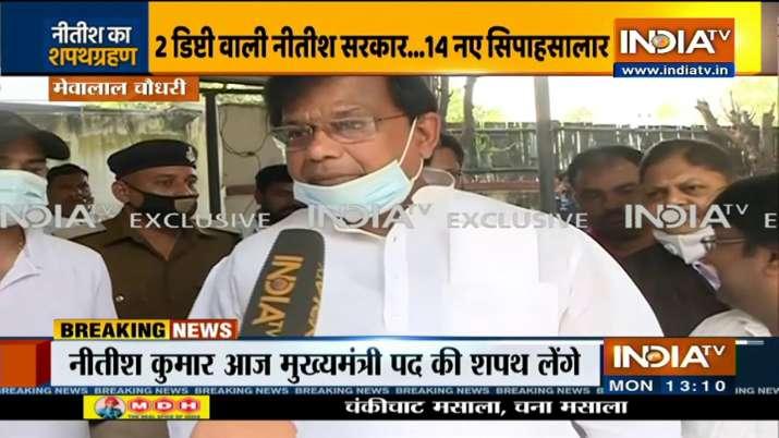 Mewalal Chaudhary,  Nitish Kumar, RJD, Bihar cabinet, Bihar news