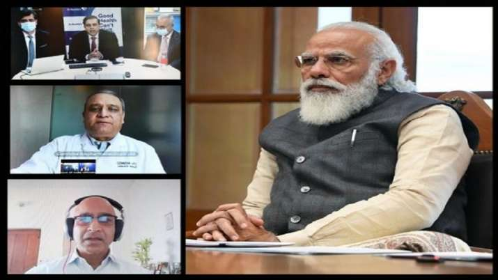 PM Modi interacts with 3 teams working on COVID-19 vaccine, seeks suggestions on regulatory processe