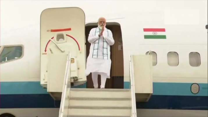 PM Modi visits Bharat Biotech facility in Hyderabad to
