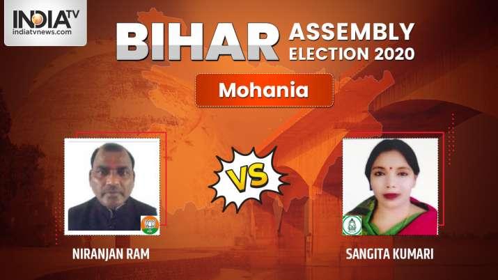 Mohania election result: BJP's Niranjan Ram looks to retain