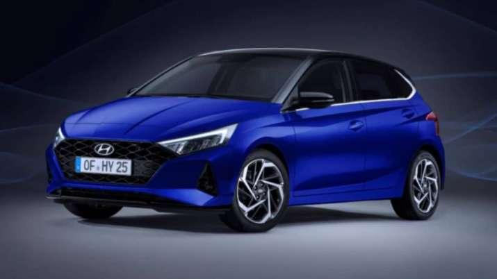 Hyundai, i20