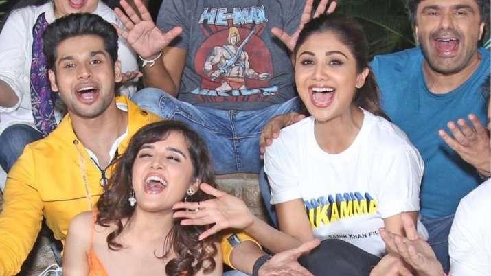 Shilpa Shetty wraps 'Nikamma' shoot: Bittersweet moment for me
