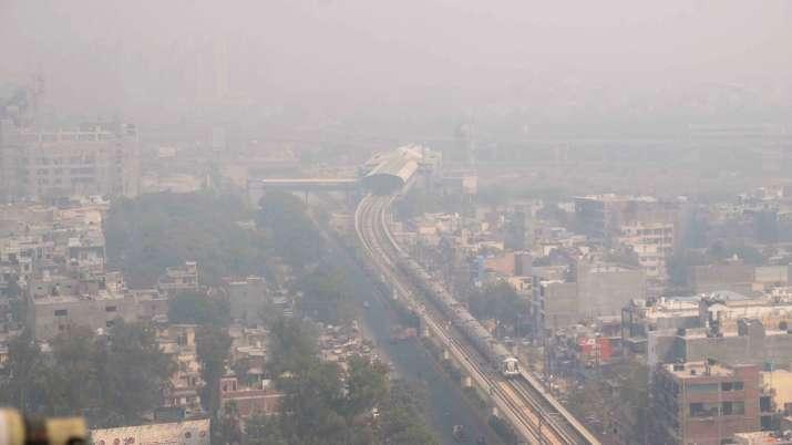 Noida Faridabad Ghaziabad air quality very poor severe air pollution AQI  Delhi stubble burning | India News – India TV