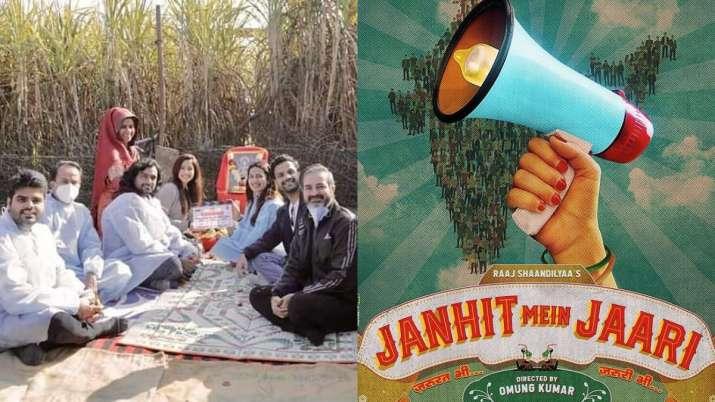 Nushrratt Bharruccha all set for 'Chhorii' and 'Janhit Mein Jaari'