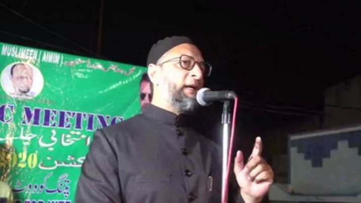 'Your entire generation will end': Owaisi hits back at Adityanth's 'Hyderabad renaming' remark