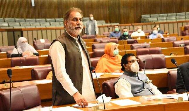 Pakistan Muslim League-Nawaz (PML-N) leader Sardar Ayaz Sadiq