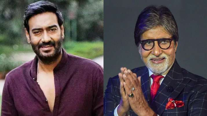 Ajay Devgn to direct Amitabh Bachchan in edge-of-the-seat drama titled Mayday
