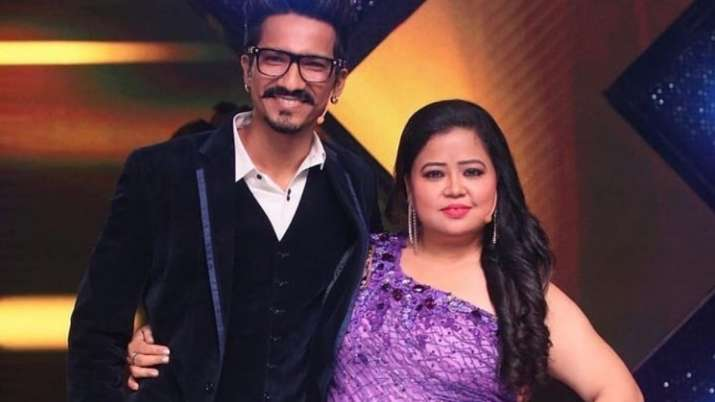 Drug Probe: Bharti Singh, husband Haarsh Limbachiyaa granted bail by Special NDPS court | Entertainment News – India TV