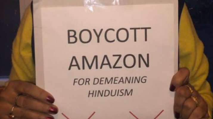 Twitterati slam Amazon for hurting Hindu sentiments by selling 'Om' printed doormats