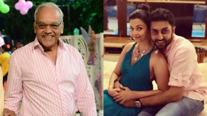 Aishwarya Rai Bachchan calls her late father Krishnaraj Rai a guardian angel
