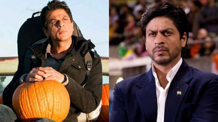 Power-packed non-romantic roles of 'King of Romance' Shah Rukh Khan