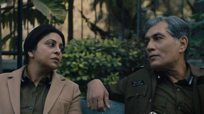 'Delhi Crime' a turning point in my life, my career: Shefali Shah
