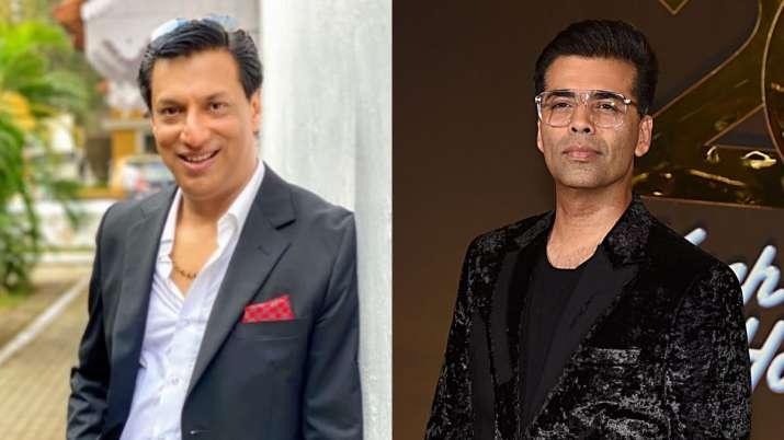Madhur Bhandarkar urges Karan Johar to change his web series title