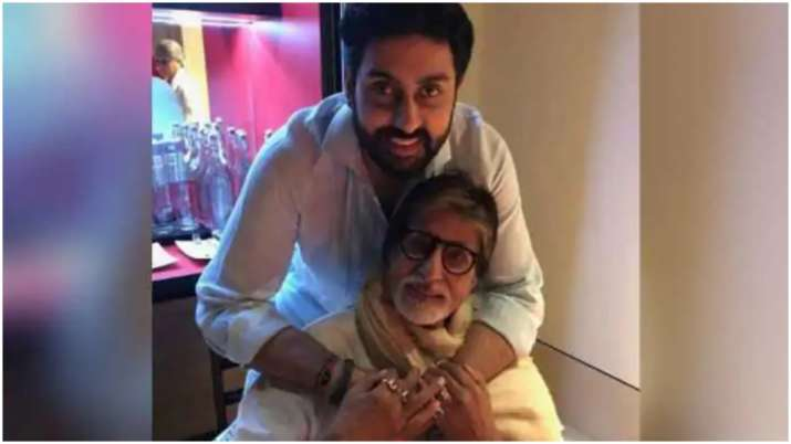 Abhishek A Bachchan: Papa never made a film for me, I produced 'Paa' for him