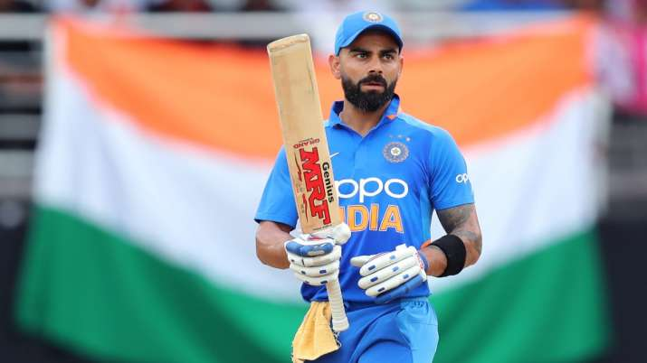 Virat Kohli's CK Nayudu XI beat KL Rahul's Ranjitsinhji XI by 5 wickets in  warm-up tie before Australia ODI series | Cricket News – India TV