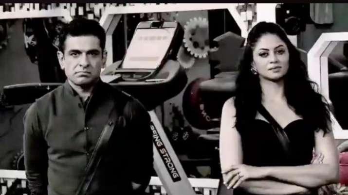 Kavita Kaushik, Eijaz Khan,Salman Khan