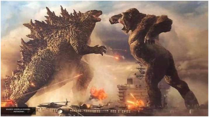 'Godzilla vs Kong' likely heading for digital release