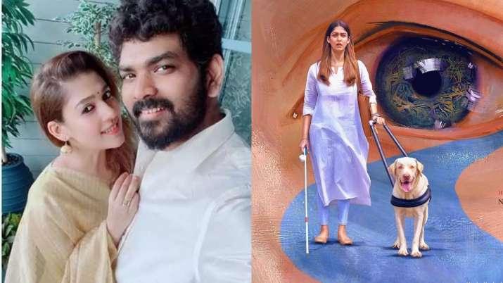 On Nayanthara's 36th birthday, boyfriend Vignesh Shivan shares adorable post