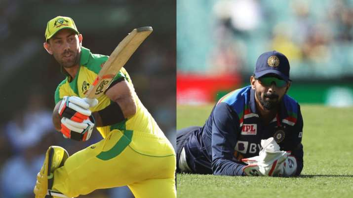 I apologised to KL Rahul while batting': Glenn Maxwell, James Neesham  engage in KXIP banter | Cricket News – India TV