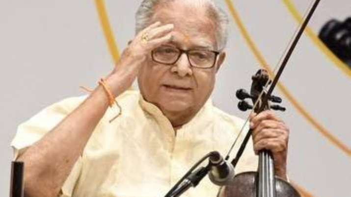 Violinist T.N. Krishnan passes away at 92, PM Modi says void in music world